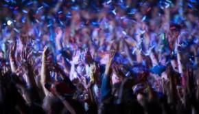 Live rock music in Sapporo