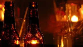 Image of beer bottles