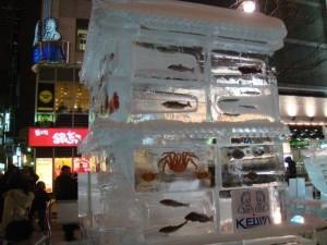 Sapporo Snow Festival (Susukino)