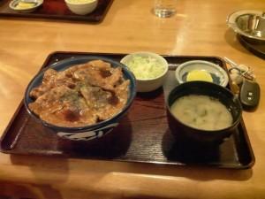 """Obihiro butadon restaurant """"Men"""""""
