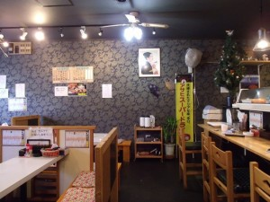 nameless butadon place in Obihiro