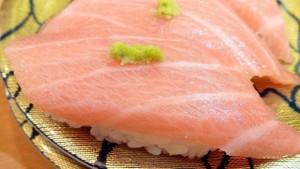 Nagoyakatei Kaiten-sushi (maguro)