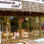 Sounkyo Natural Café from the outside